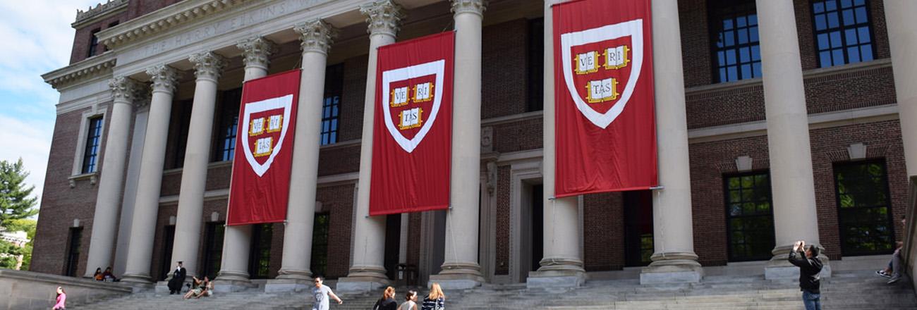 Graduación en la Universidad de Harvard