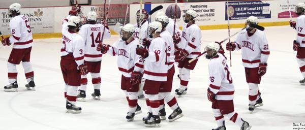 Equipo de hockey de la Universidad de Cornell