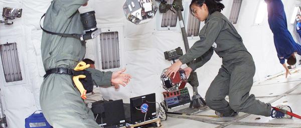 Estudios científicos del MIT en la NASA