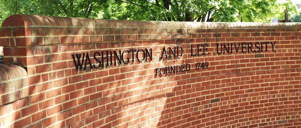 Inscripción de la Puerta de los Profesores Universidad de Washington